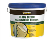 Everbuild EVBWALLRD4 - Ready Mixed Wallcovering Adhesive 4.5kg