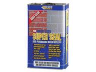 Everbuild EVBWALLSEAL5 - Super Seal (Exterior Wall Seal) 5 Litre