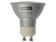 Energizer Lighting EVES4859 - GU10 ECO Halogen Bulb 240v 28 Watt (35 Watt) Card of 2