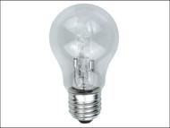 Energizer Lighting EVES4862 - GLS ECO Halogen Bulb 33 Watt (40 Watt) ES/E27 Edison Screw Box of 1