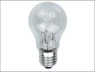 Energizer Lighting EVES4864 - GLS ECO Halogen Bulb 48 Watt (60 Watt) ES/E27 Edison Screw Box of 1