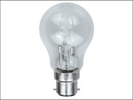 Energizer Lighting EVES4865 - GLS ECO Halogen Bulb 48 Watt (60 Watt) BC/B22 Bayonet Cap Box of 1