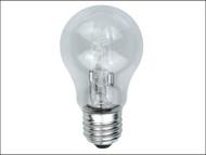 Energizer Lighting EVES4866 - GLS ECO Halogen Bulb 80 Watt (100 Watt) ES/E27 Edison Screw Box of 1