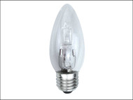 Energizer Lighting EVES4874 - Candle ECO Halogen 33 Watt (40 Watt) ES/E27 Edison Screw Box of 1