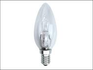 Energizer Lighting EVES4876 - Candle ECO Halogen 33 Watt (40 Watt) SES/E14 Small Edison Screw Box of 1