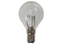 Energizer Lighting EVES4881 - G45 ECO Halogen Bulb 33 Watt (40 Watt) SBC Small Bayonet Cap Card 2