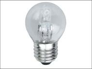 Energizer Lighting EVES4882 - G45 ECO Halogen Bulb 33 Watt (40 Watt) ES/E27 Edison Screw Box 1