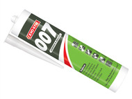 Evo-Stik EVO007CLEAR - 007 Adhesive & Sealant 290ml Clear