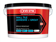 Evo-Stik EVO416505 - Mould Resistant Wall Tile Adhesive & Grout 500ml