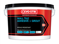 Evo-Stik EVO416512 - Mould Resistant Wall Tile Adhesive & Grout 1 Litre