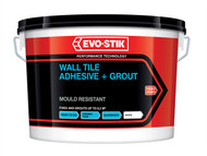Evo-Stik EVO416529 - Mould Resistant Wall Tile Adhesive & Grout 2.5 Litre