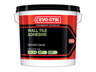 Evo-Stik EVO416611 - Instant Grab Wall Tile Adhesive 1 Litre