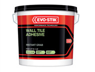 Evo-Stik EVO416642 - Instant Grab Wall Tile Adhesive 10 Litre