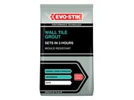 Evo-Stik EVO478701 - Tile A Wall Fast Set Grout White 500g