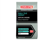 Evo-Stik EVO478718 - Tile A Wall Fast Set Grout White 1.5kg