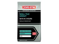 Evo-Stik EVO478725 - Tile A Wall Fast Set Grout White 3kg