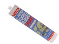 Evo-Stik EVOAPFSSB - 112889 All Purpose Flex Silicone Sealant Brown C20