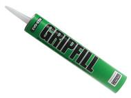Evo-Stik EVOGRIPFILL - Gripfill Gap Filling Adhesive 350ml