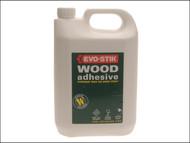 Evo-Stik EVORW5L - 715912 Wood Adhesive Resin W 5 Litre