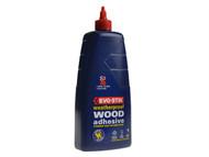 Evo-Stik EVOWP1L - 717916 Wood Adhesive Weatherproof 1litre