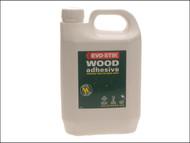 Evo-Stik EVOWP212L - 718210 Wood Adhesive Weatherproof 2.5litre
