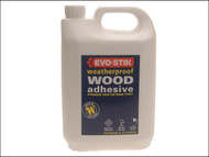Evo-Stik EVOWP5L - 718418 Wood Adhesive Weatherproof 5litre