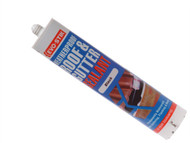 Evo-Stik EVOWRGSB - Waterproof Roof & Gutter Sealant - Black 112919