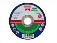 Faithfull FAI1153S - Cut Off Disc for Stone 115 x 3.2 x 22mm