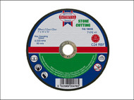 Faithfull FAI1803S - Cut Off Disc for Stone 180 x 3.2 x 22mm