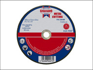 Faithfull FAI2303M - Cut Off Disc for Metal 230 x 3.2 x 22mm