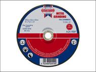 Faithfull FAI2306MDG - Grinding Disc for Metal Depressed Centre 230 x 6.5 x 22mm