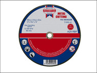 Faithfull FAI3003522M - Cut Off Disc for Metal 300 x 3.5 x 22mm