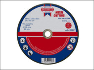 Faithfull FAI3003525M - Cut Off Disc for Metal 300 x 3.5 x 25mm