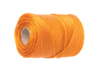 Faithfull FAI3100 - 3100 Orange Polyethylene Brick Line 100m