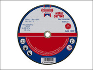 Faithfull FAI3502825M - Cut Off Disc for Metal 350 x 2.8 x 25mm