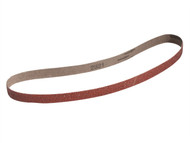 Faithfull FAIAB4551340 - Cloth Sanding Belt 455mm x 13mm x 40g
