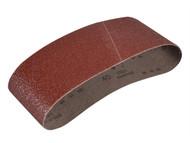Faithfull FAIAB4577540 - Cloth Sanding Belt 457 x 75mm 40g