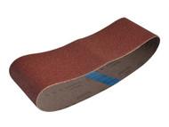 Faithfull FAIAB5337540 - Cloth Sanding Belt 533 x 75mm 40g