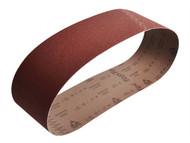 Faithfull FAIAB9151012 - Cloth Sanding Belt 915mm x 100mm x 120g