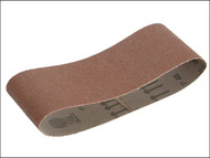 Faithfull FAIAB9151080 - Cloth Sanding Belt 915 x 100mm 80g