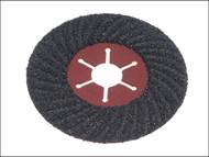 Faithfull FAIADSF11516 - Semi-Flexible Black Discs 115mm C16