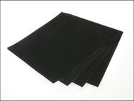 Faithfull FAIAECS112 - Emery Cloth Sheet 230 x 280 mm Grade 1 1/2 (25)