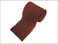 Faithfull FAIAHPRMARON - Hand & Power Roll Maroon Very Fine 1m x 115mm