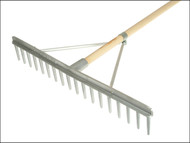 Faithfull FAIALR - Aluminium Landscape Rake Complete with Handle