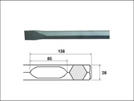 Faithfull FAIBOSC450 - Chisel 450mm Bosch / Hitachi Shank