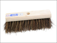 Faithfull FAIBRBC13FL - Flat Broom Stiff Bassine / Cane 325mm (13in)