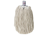 Faithfull FAIBRMOP16 - Cotton Socket Mop Head No 16