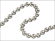 Faithfull FAICHBC3210 - Ball Chain Chrome 3.2mm x 10m