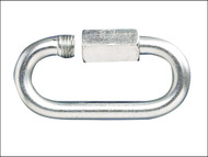 Faithfull FAICHQL80 - Quick Repair Link 8.0mm Zinc Plated (Pack of 2)