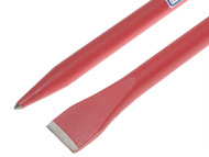 Faithfull FAICROW72 - Chisel & Point Crowbar 1.8m x 32mm